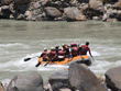 Ganges River Rafting in India