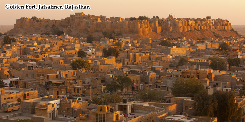 Golden Sand Tour of Rajasthan