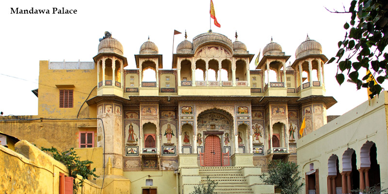 Mandawa Palace Tour
