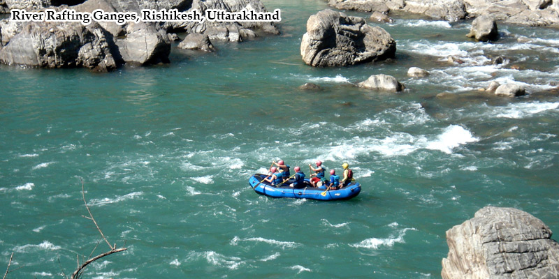Ganges River Rafting - India