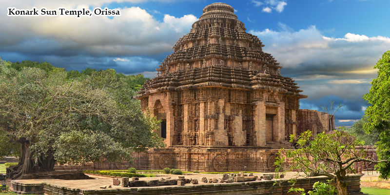 Konark Sun Temple Tour
