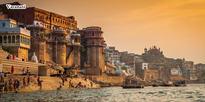 Ganges & Central India Tour
