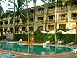 Front Bambolim Beach Resort Goa