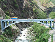 Friendship Bridge Between Nepal and Tibet
